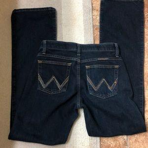 Wrangler Q baby - no gap waistband